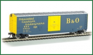 Model Train Freight Cars