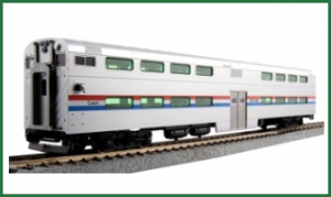 model train passenger cars