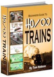 HO OO Trains